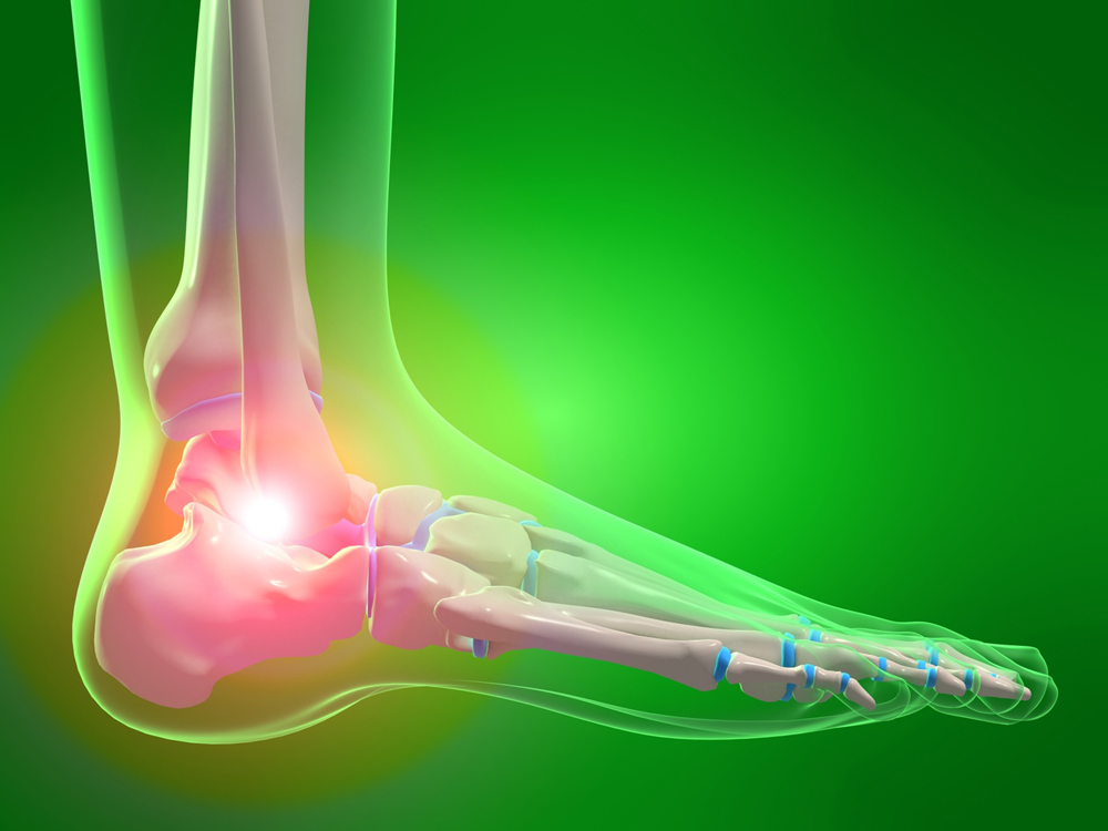 Ankle Pain Treatment Relief